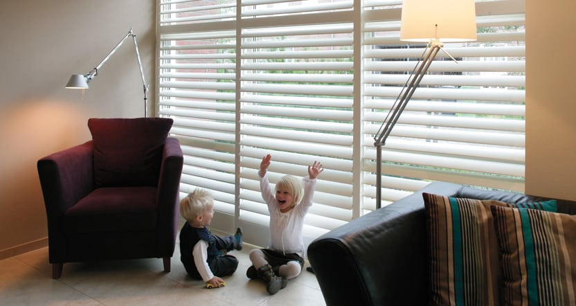 0% Finance on Plantation Shutters
