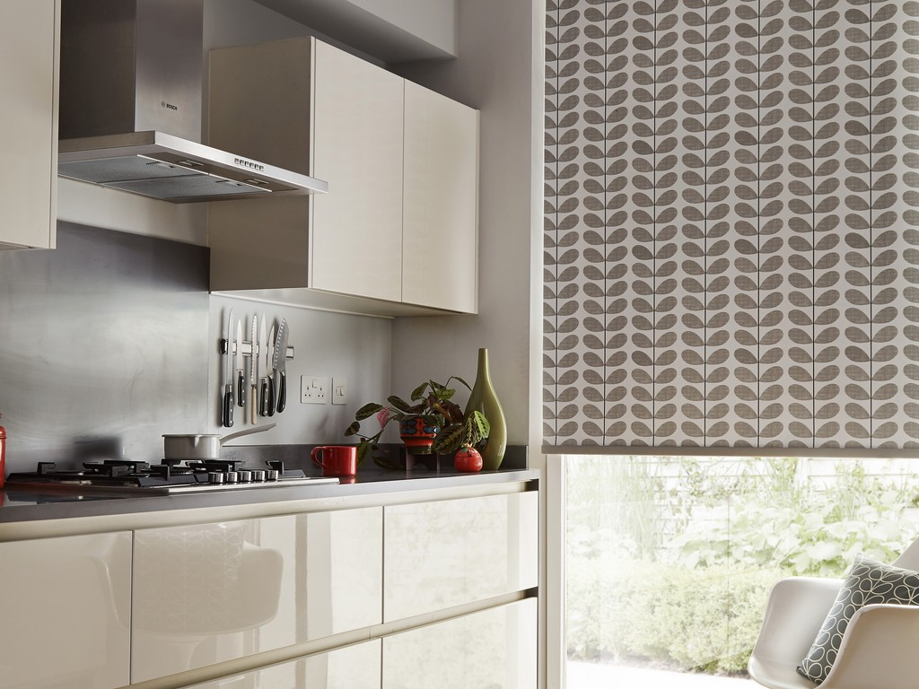 Orla Kiely Blinds for Kitchens in Ballymena County Antrim