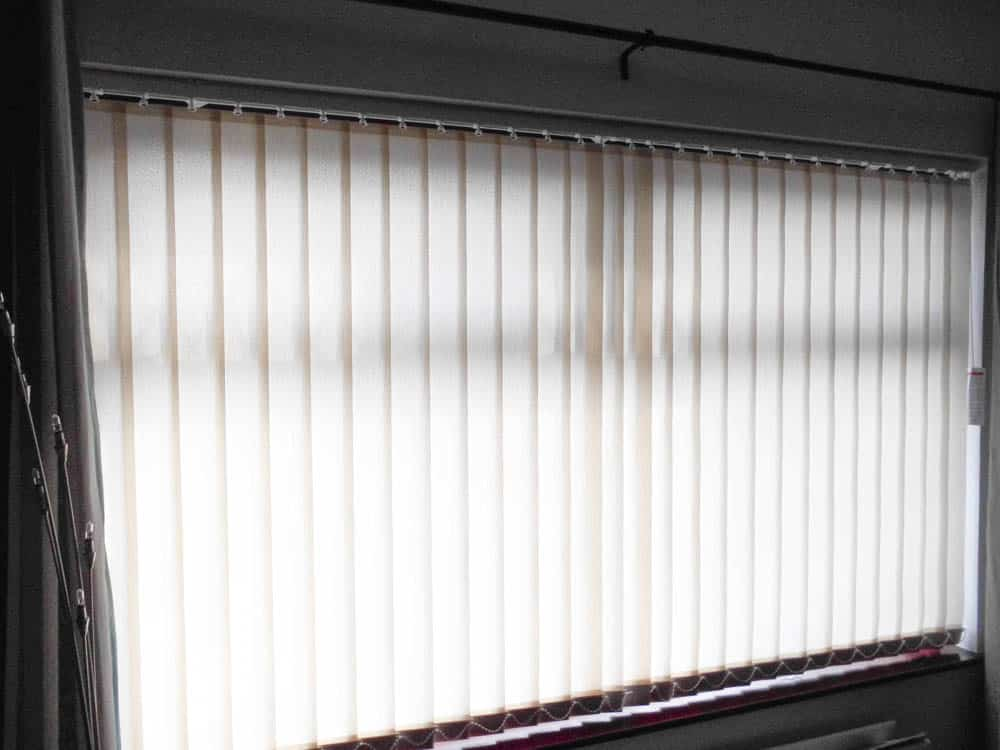 Neva Sahara Vertical Blinds
