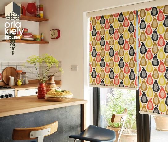 Orla Kiely Blinds Sale Kitchen Blinds 12