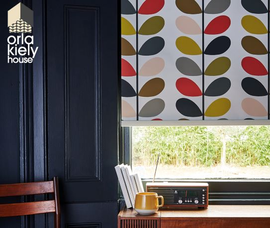 Orla Kiely Blinds Sale Lounge Blinds 2